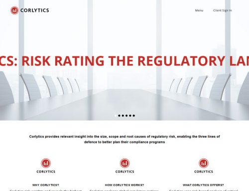 Corlytics partners with Archer Experts to give regulated firms a risk weighted view of compliance