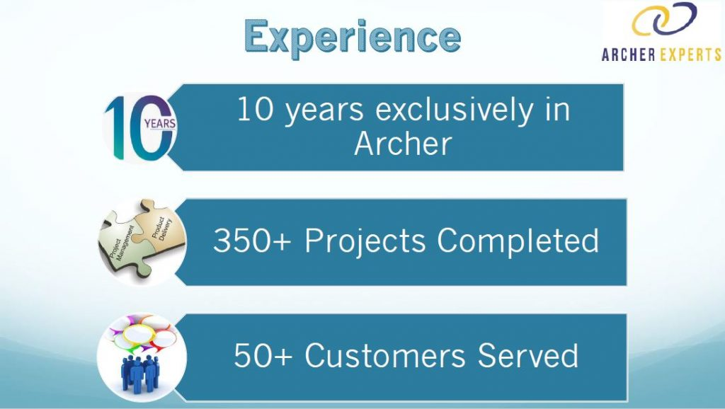 Archer Experts - RSA Charge 2019